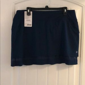 Athleta tennis skirt